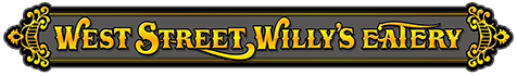 West Street Willy's Eatery Logo
